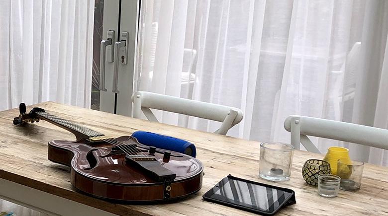 gitaarles amersfoort